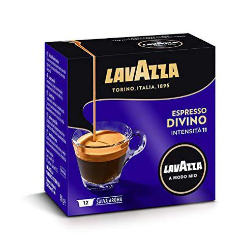 Lavazza Capsule Caffè A Modo Mio Espresso Divino, 10 Confezioni da 12 Capsule