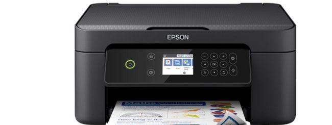 Epson annuncia le multifunzione Expression Home