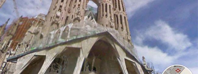 Accedere a Google Street View su iOS