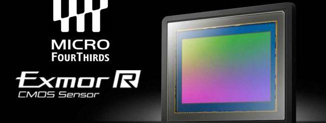 Sony crea un sensore Micro 4/3 da 47 megapixel che supporta il video 8K