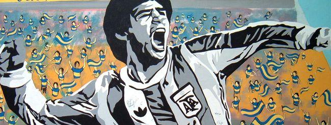 PES 2017 e Maradona: la posizione di Konami
