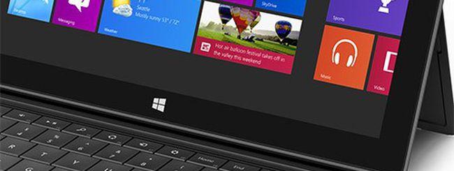 Windows 8, ecco tutti i tablet