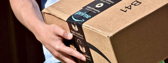 Amazon, campanello smart per consegne rapide