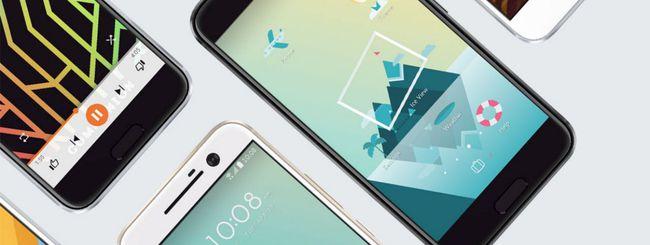 HTC 10: il prezzo ufficiale cala a 749 euro