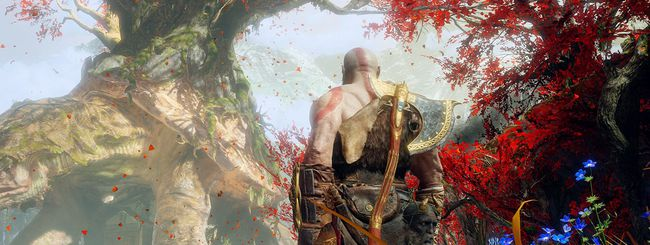 God Of War per PS5 è finalmente disponibile