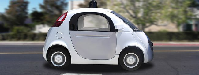 Self-driving car: Google contro DMV in California