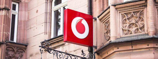 San Valentino, Vodafone regala 4GB di internet 4G