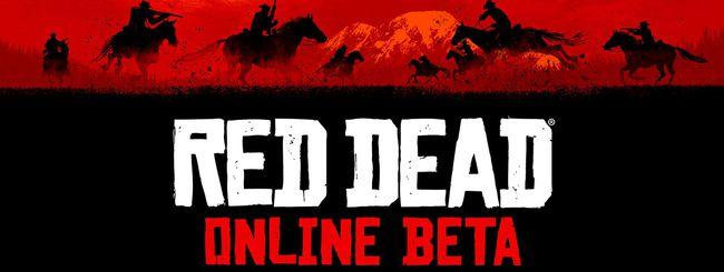 Red Dead Online, rivelate date e orario della beta