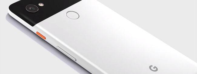 Tre anni di aggiornamenti Android per i Pixel 2