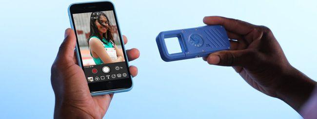 Canon IVY REC, mini-fotocamera per lo sport