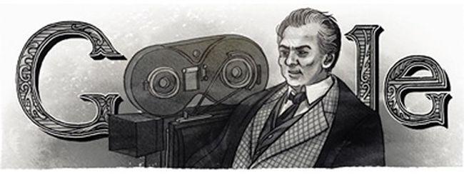 Federico Fellini celebrato con un Google doodle