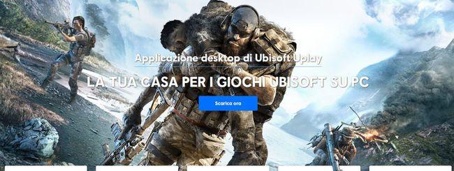 Scaricare tre giochi gratis Ubisoft
