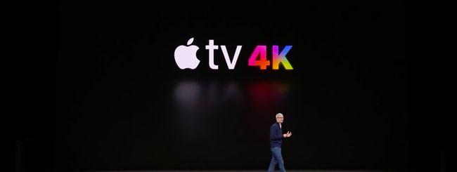 Evento Apple: Apple TV 4K