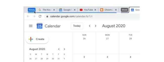 Google Chrome ora permette di raggruppare schede