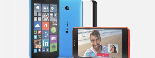 MWC 2015: Microsoft annuncia Lumia 640 e 640 XL