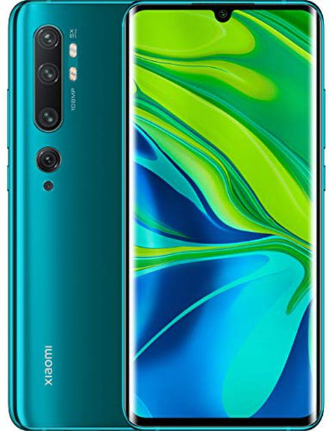 Xiaomi Mi Note 10 (Aurora Green)