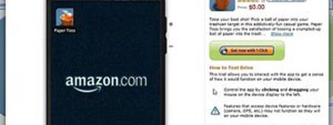 Amazon Test Drive: provare le applicazioni Android dal PC di casa