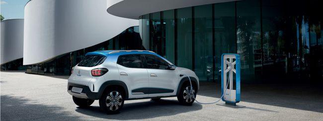 Renault K-ZE, l'elettrica accessibile