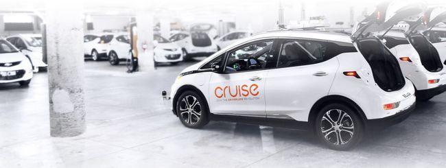 La guida autonoma di Cruise a San Francisco