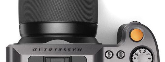 Hasselblad X1D Mark II: eccola qui, insieme allo zoom XCD 35-75mm