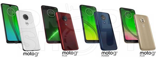 Motorola Moto G7, annuncio il 7 febbraio