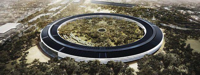 Nuovo Campus Apple: parla l'architetto