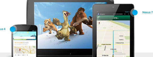 Android M per Nexus 4, Nexus 7 (2012) e Nexus 10?