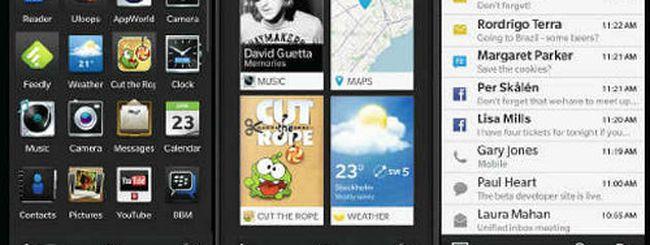 BlackBerry 10, UI troppo simile al Nokia N9 secondo l'utenza