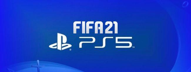FIFA 21 per PS5 e Xbox Series X, annuncio imminente