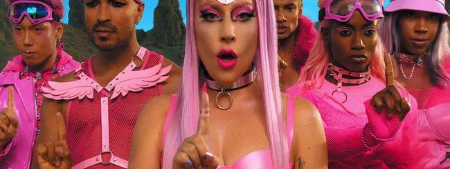 """""""Stupid Love"""" di Lady Gaga, il video è girato tutto su iPhone"""