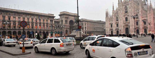 Taxi fermi in tutta Europa contro Uber