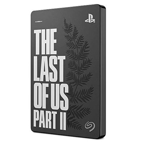 Seagate Game Drive per PS4 The Last of Us II Special Edition, 2 TB