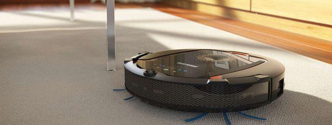 Robot Philips: pulizia dei pavimenti a metà prezzo