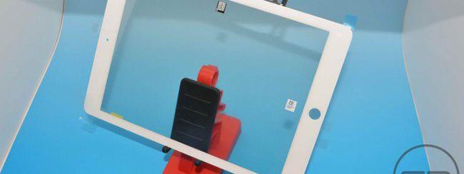 iPad 5: nuove immagini del pannello frontale