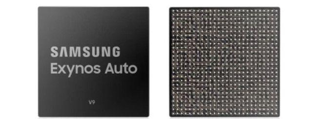 Samsung annuncia il processore Exynos Auto V9