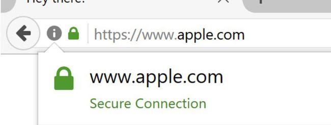 Rischio Phishing su Mac e iOS: sembra un sito sicuro ma non lo è