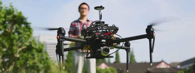 Il drone di DJI che previene le collisioni
