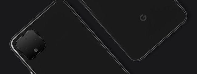 Google Pixel 4, sensori per Project Soli?