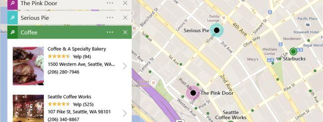 Microsoft ridisegna Bing Maps