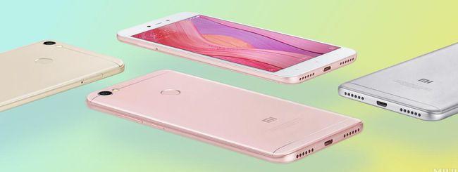 Xiaomi Redmi Note 5A, smartphone per i selfie