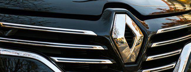Renault sceglie Android Auto per l'infotainment