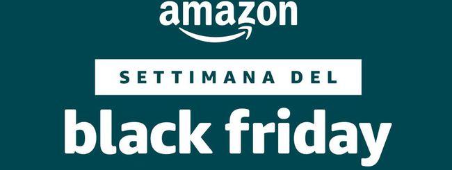 Black Friday: sconti per Amazon Kindle e Fire