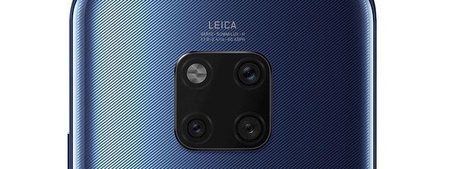Huawei Mate 20 Pro, nuovi dettagli sullo smartphone