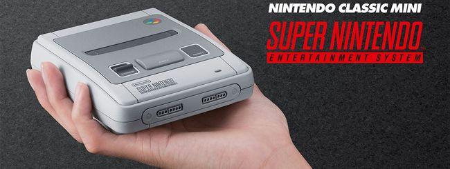 SNES Mini è ufficiale: a settembre con 21 giochi