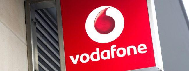 Vodafone, ricarica a scagioni di 1 euro