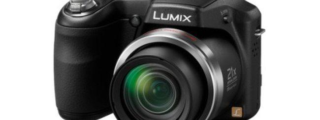 Panasonic Lumix LZ20, bridge superzoom economica