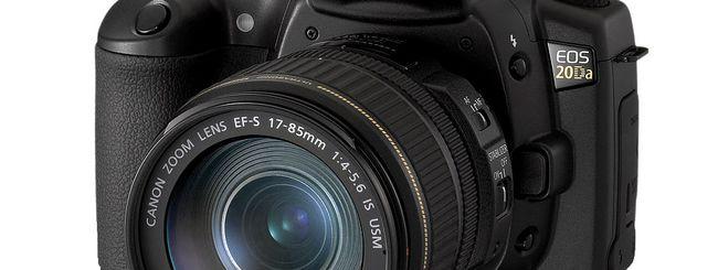Canon presenterà una EOS R per astrofotografia?