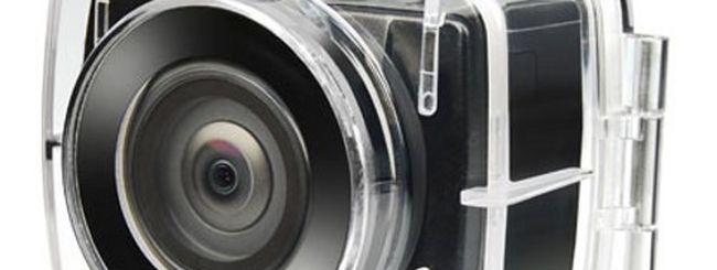 Freestyle HD, una videocamera waterproof ad alta qualità