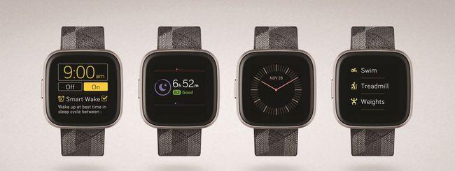 Fitbit ora segna ossigeno nel sangue su smartwatch