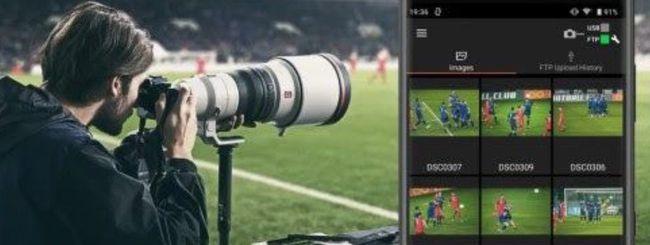 Sony Imaging Edge migliora la connettività mobile